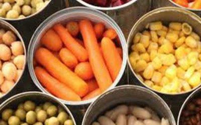 Alimentos enlatados que se deben consumir